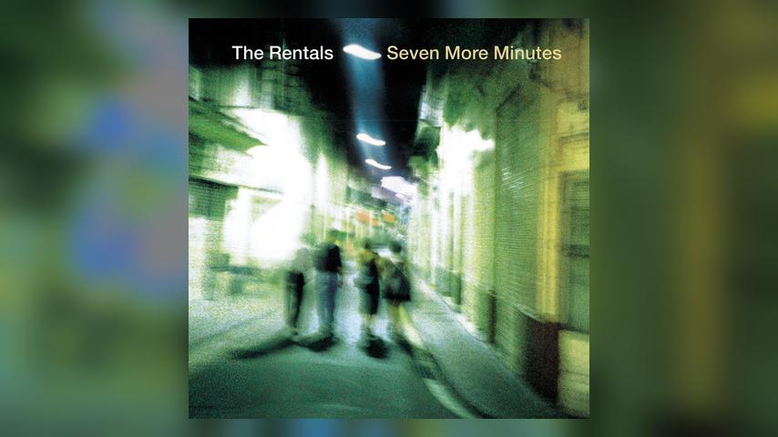 The Rentals SEVEN MORE MINUTES Album Cover