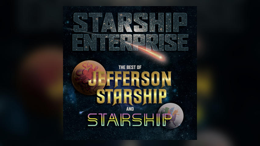 Jefferson Starship and Starship, STARSHIP ENTERPRISE Cover Art