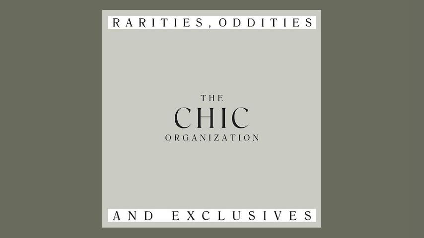 Chic - RARITIES Album Cover