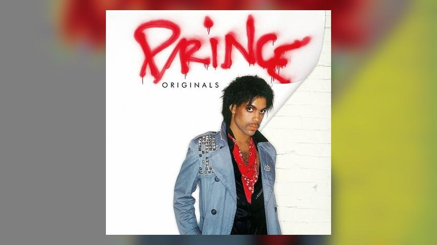 Prince - THE ORIGINALS Album Cover
