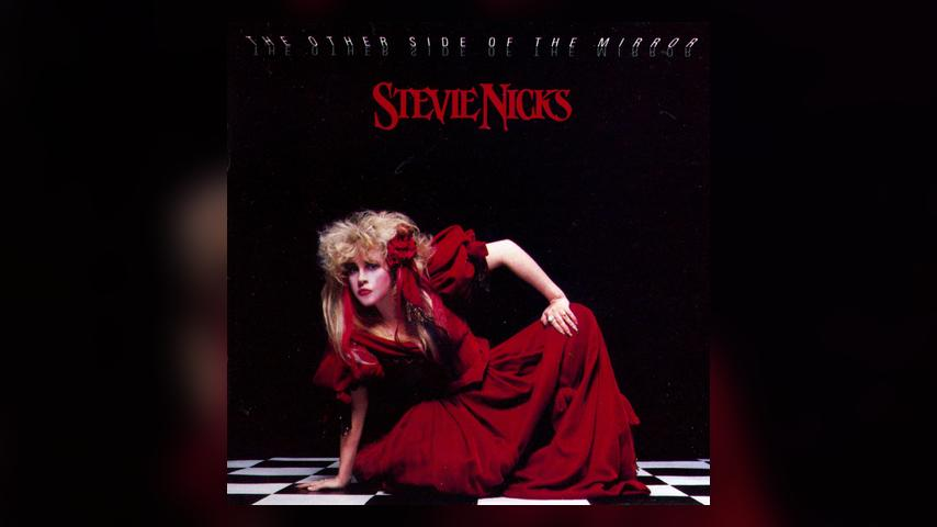 Stevie Nicks THE OTHER SIDE OF THE MIRROR Album Cover