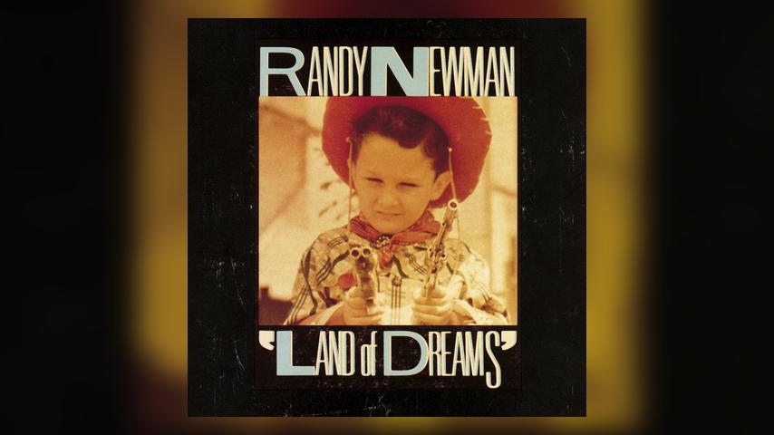 Randy Newman LAND OF DREAMS Album Cover