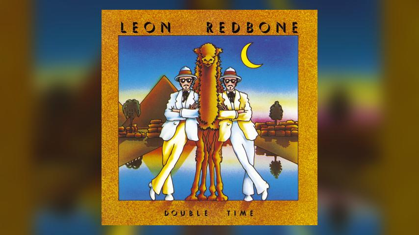 Leon Redbone DOUBLE TIME Album Cover