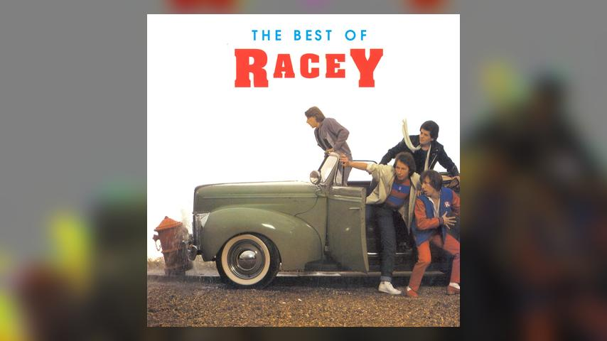 Racey THE BEST OF RACEY Album Cover