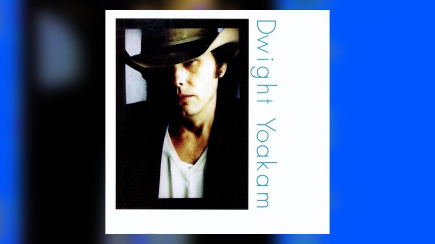 Dwight Yoakam UNDER THE COVERS Album Art