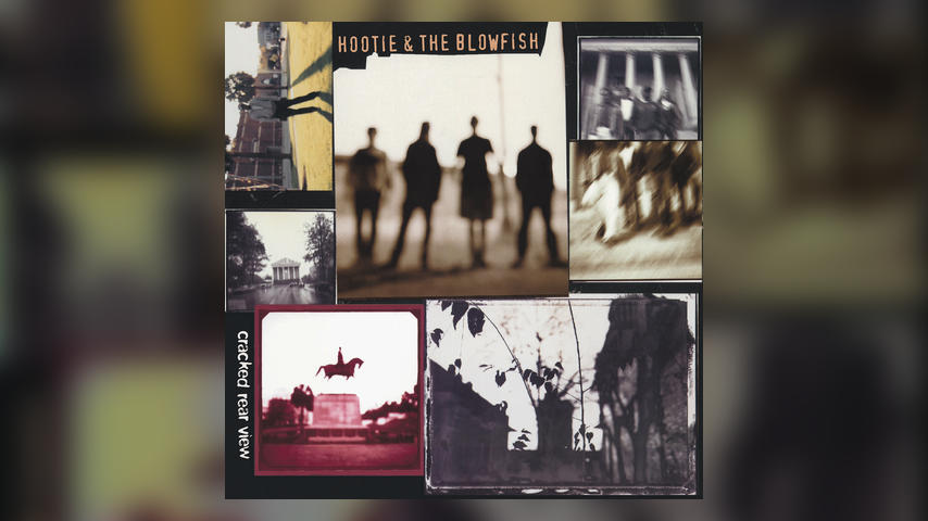Hootie and the Blowfish CRACKED REAR VIEW 25TH Album Cover