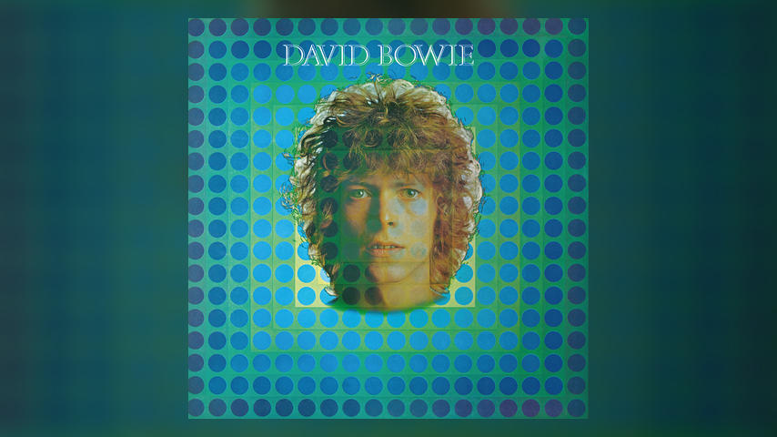 David Bowie DAVID BOWIE (SPACE ODDITY) Album Cover