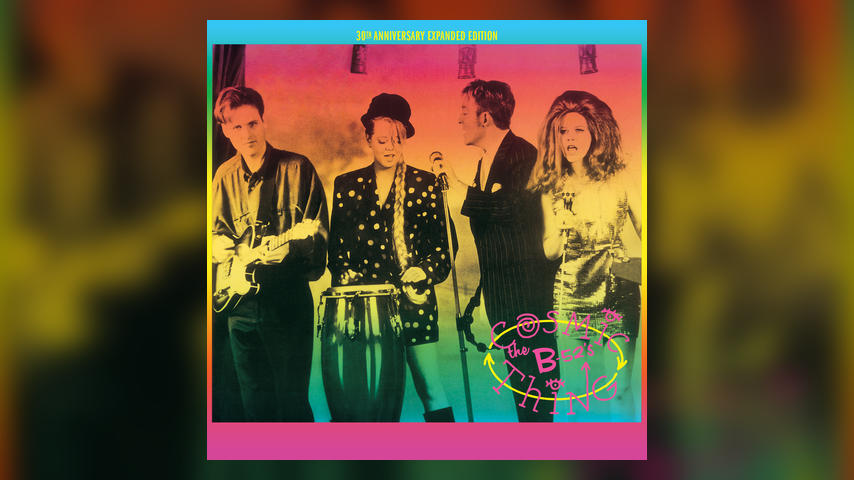 The B-52s COSMIC THING 30TH ANNIVERSARY EXPANDED Album Cover