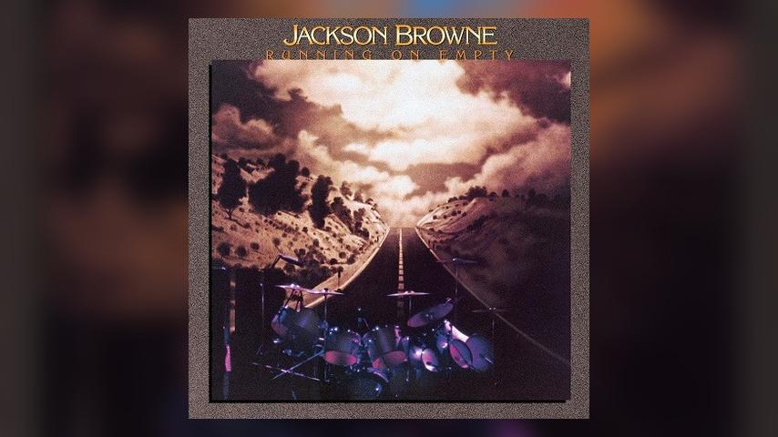 Jackson Browne RUNNING ON EMPTY Album Cover
