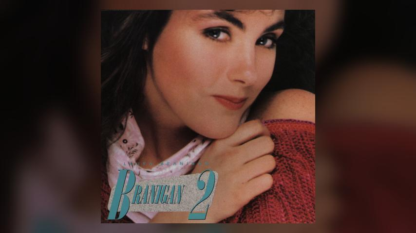 Laura Branigan BRANIGAN 2  Album Cover
