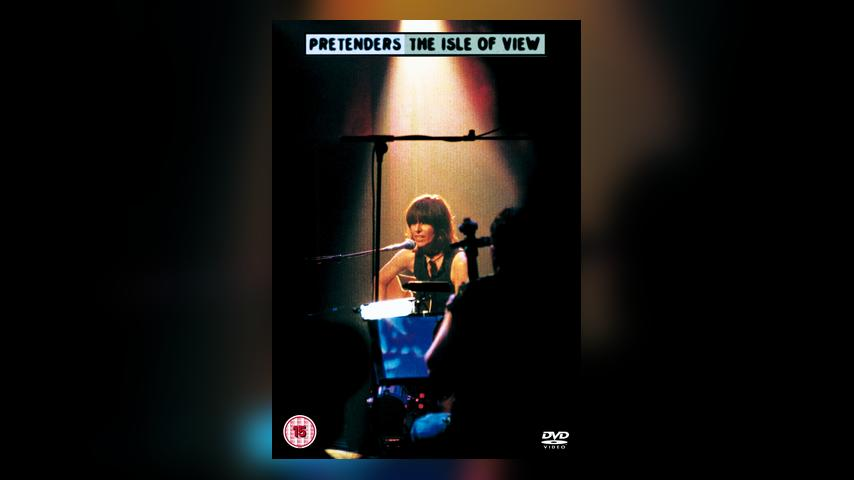 The Pretenders THE ISLE OF VIEW Album Cover