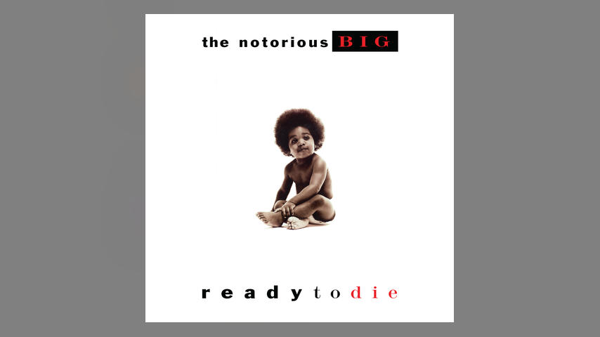 The Notorious B.I.G. READY TO DIE 2TH ANNIVERSARY Cover