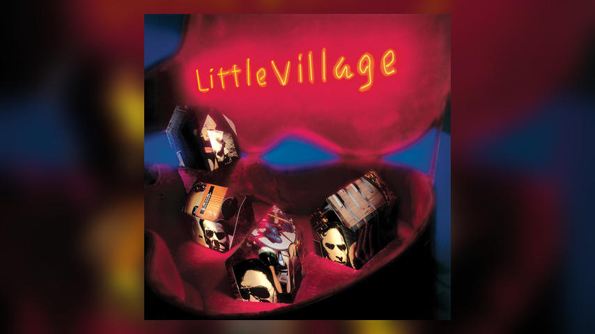 Little Village LITTLE VILLAGE Cover