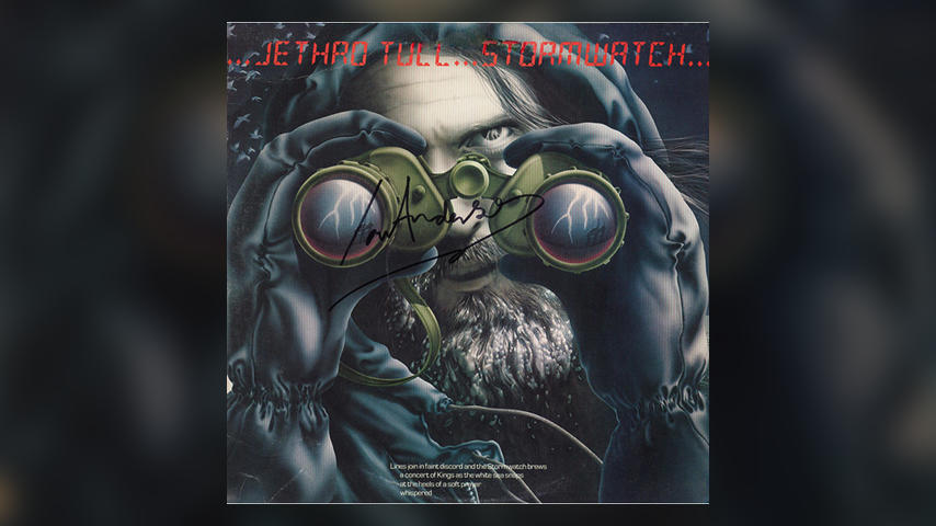 Jethro Tull STORMATCH 40TH Cover