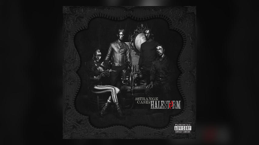 Halestorm THE STRANGE CASE OF... Cover