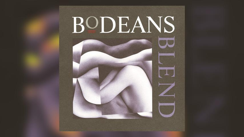 BoDeans BLEND Cover