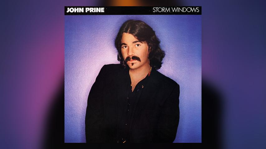 John Prine STORM WINDOWS Cover