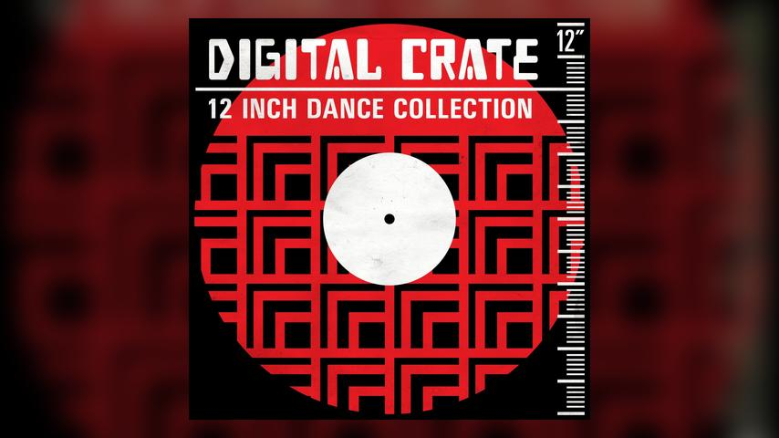 DIGITAL CRATE 12 INCH DANCE COLLECTION Cover