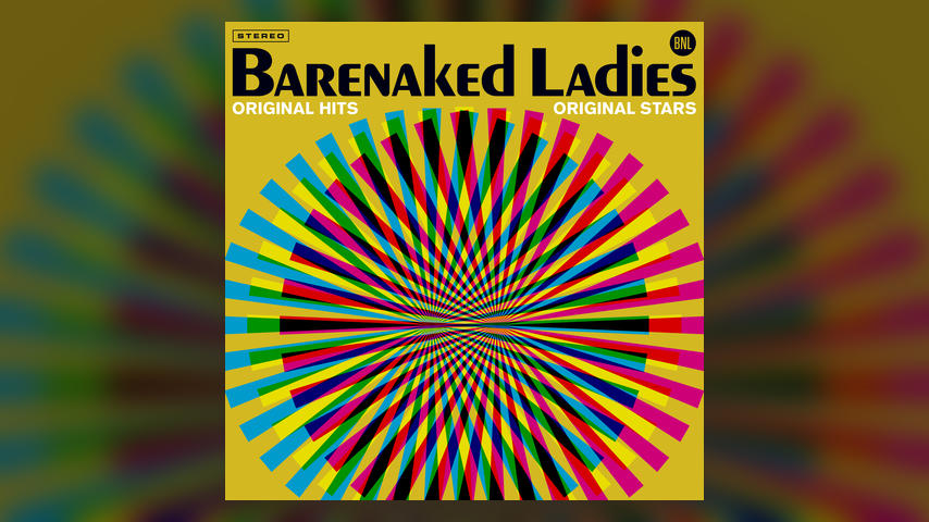 Barenaked Ladies ORIGINAL HITS, ORIGINAL STARS Cover