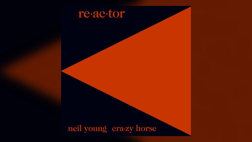 Neil Young RE-AC-TOR Cover