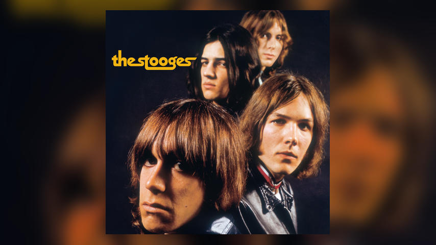The Stooges 50TH ANNIVERSARY SUPER DELUXE EDITION Cover