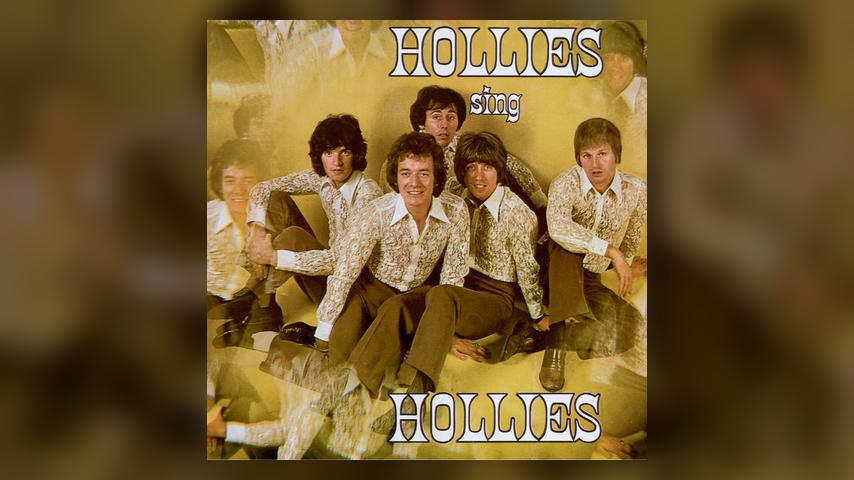 Hollies HOLLIES SING HOLLIES Cover