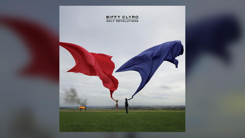 Biffy Clyro ONLY REVOLUTIONS Cover