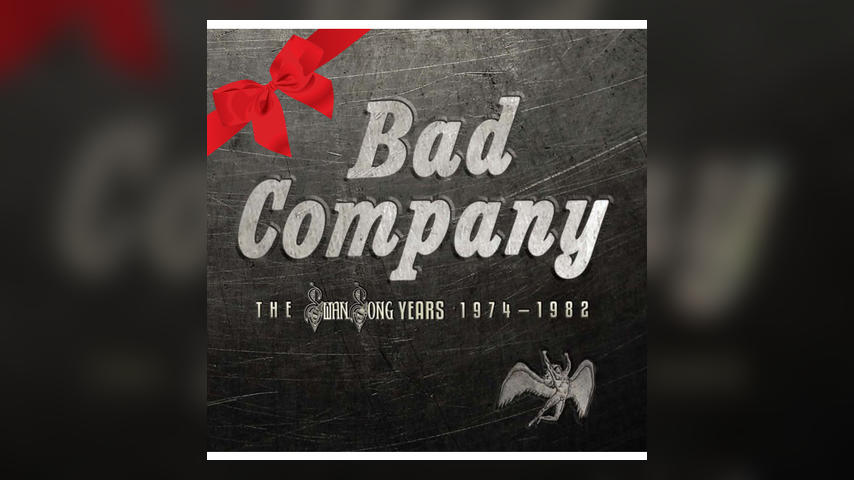 Bad Company SWAN SONG YEARS Cover with Bow