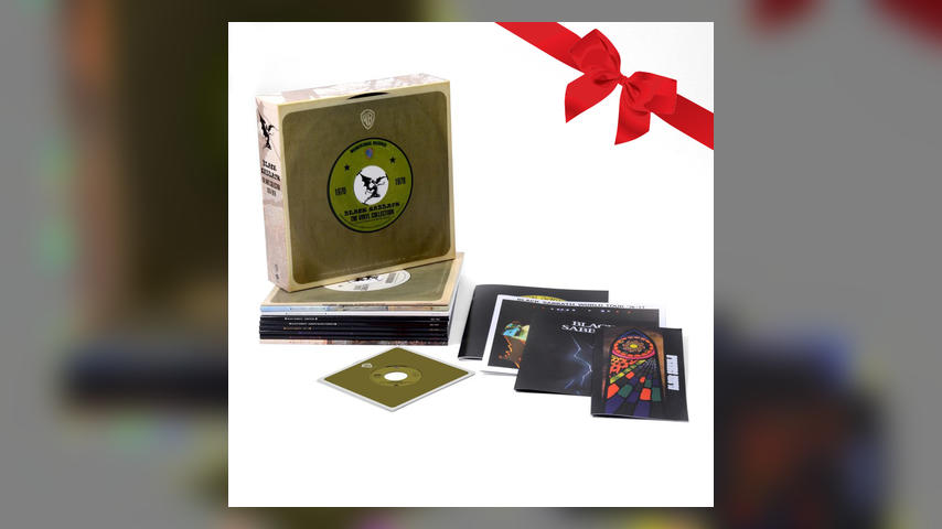 Black Sabbath BOX SET Cover with Bow