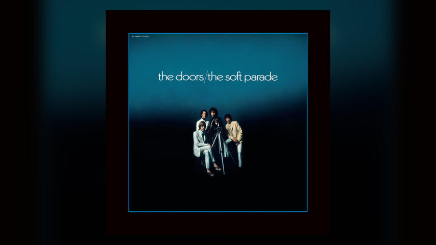 The Doors THE SOFT PARADE Cover
