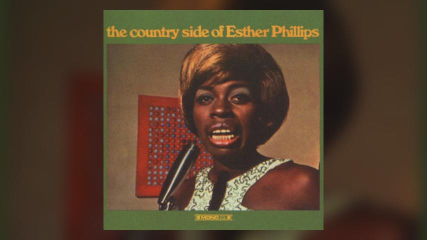 Esther Phillips THE COUNTRY SIDE OF ESTHER Cover