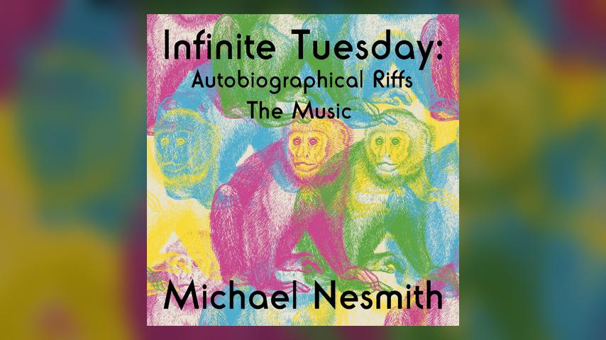 Michael Nesmith INFINITE TUESDAY Cover