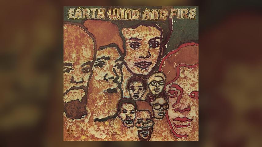 Earth, Wind and Fire EARTH WIND AND FIRE Cover