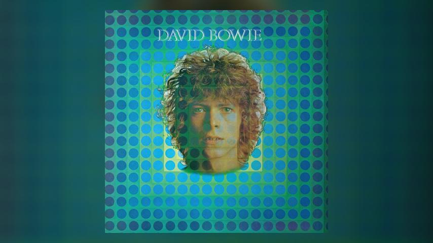 David Bowie SPACE ODDITY Cover