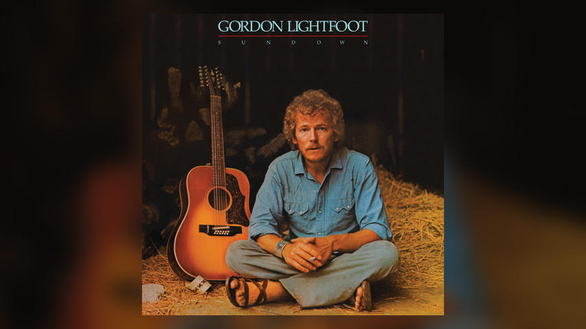 Gordon Lightfoot SUNDOWN Cover