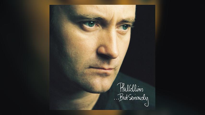 Phil Collins ... BUT SERIOUSLY Cover