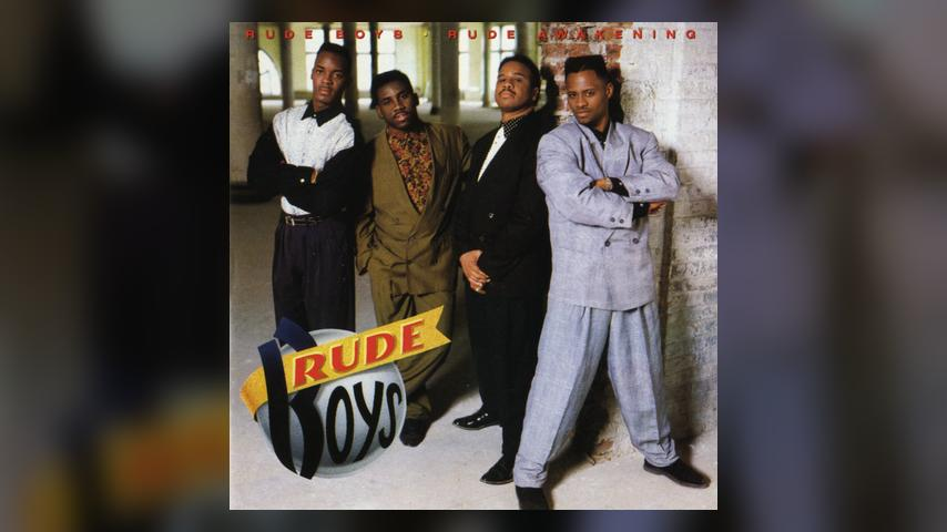Rude Boys RUDE BOYS Cover