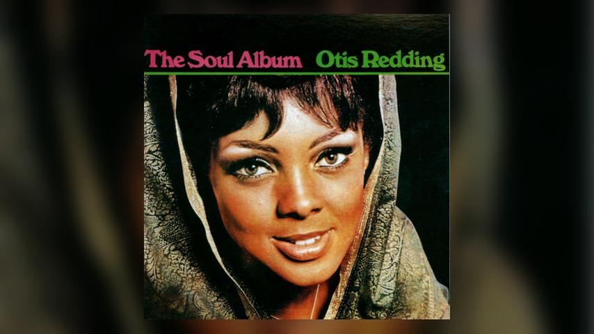 Otis Redding THE SOUL ALBUM Cover