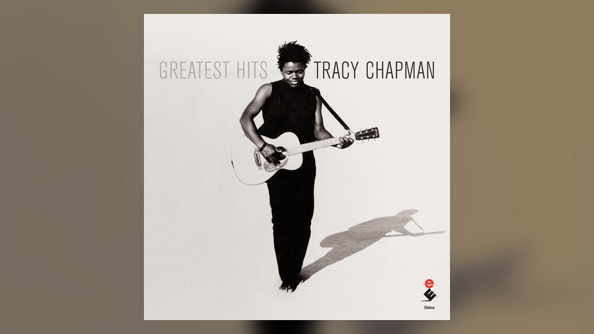 Tracy Chapman GREATEST HITS Cover
