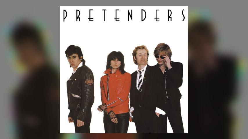 The Pretenders PRETENDERS Cover Art
