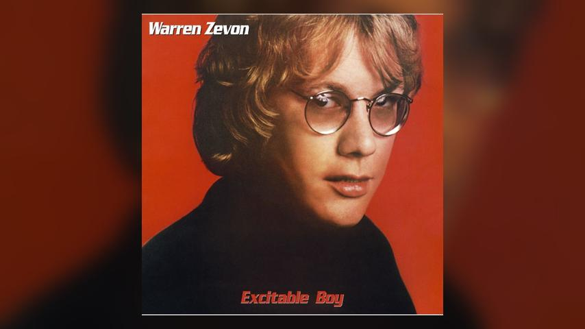 Warren Zevon EXCITABLE BOY Cover