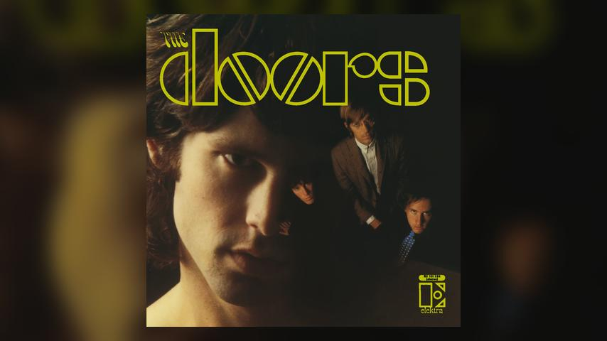 The Doors THE DOORS Cover