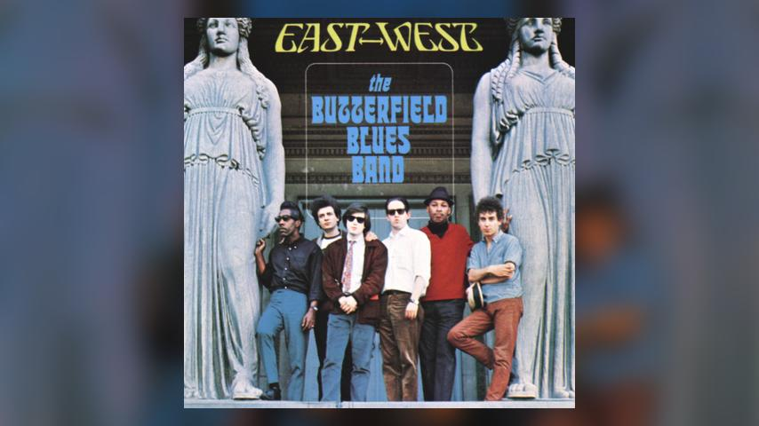 The Paul Butterfield Blues Band EAST-WEST Cover