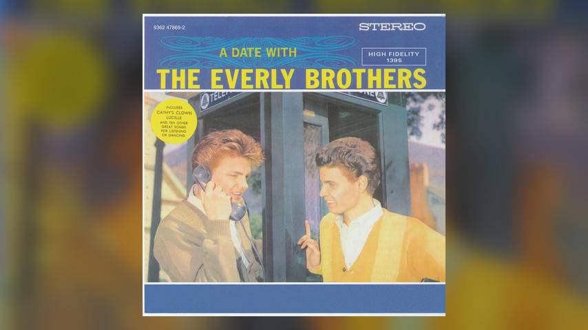 A Date with the Everly Brothers Cover