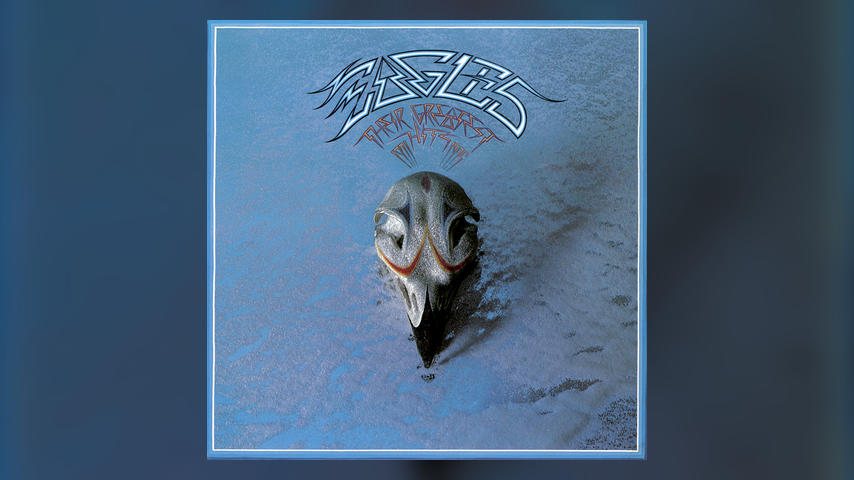 Eagles GREATEST HITS Volume 1 Cover