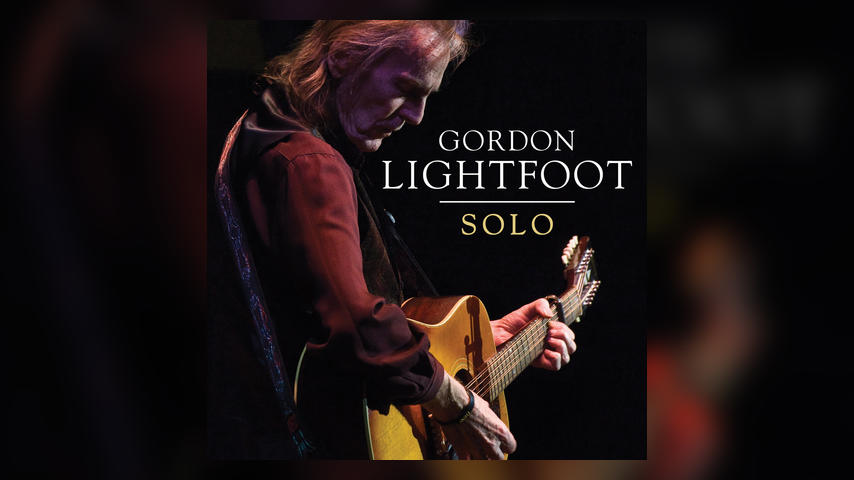 Gordon Lightfoot SOLO Cover