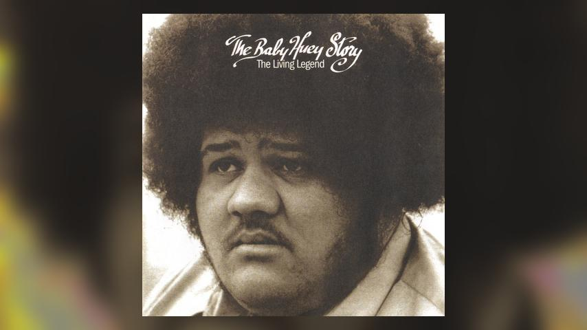 Baby Huey THE BABY HUEY STORY Cover