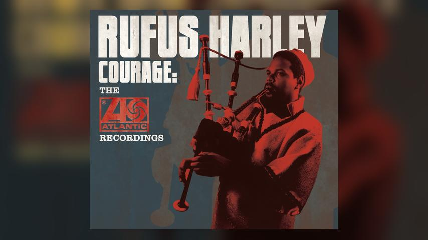 Rufus Harley COURAGE THE ATLANTIC RECORDINGS