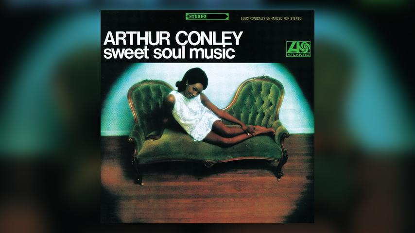 Arthur Conley SWEET SOUL MUSIC Cover