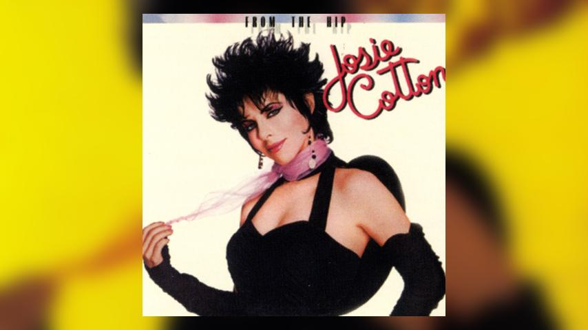 Josie Cotton FROM THE HIP Cover